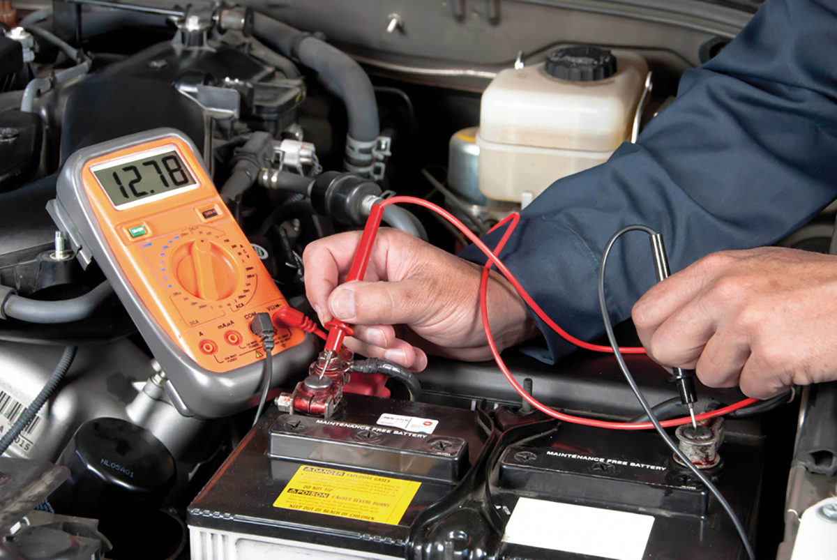 Electrical Spec Diagnostics